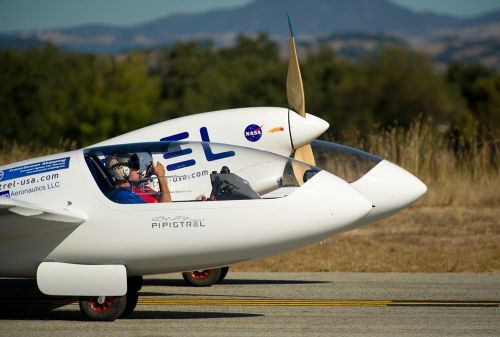 Pipistrel-Electric-Airplane